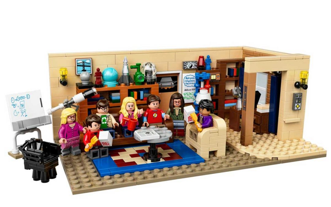 LEGO Ideas: The Big Bang Theory – 21302