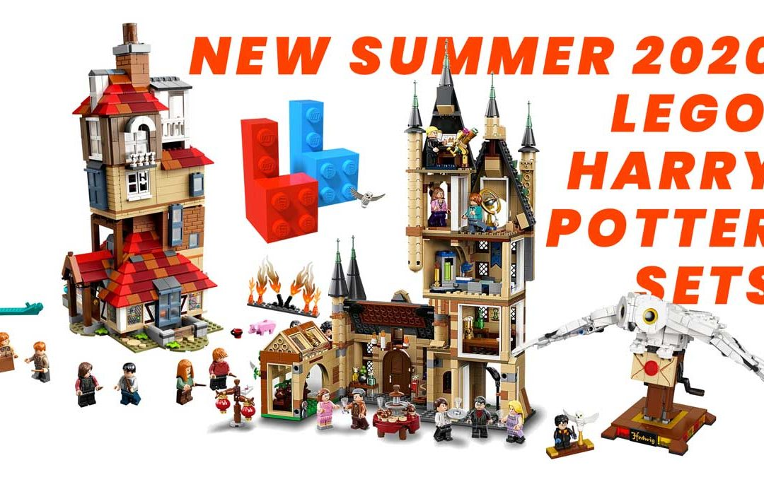 New LEGO Harry Potter sets for summer 2020
