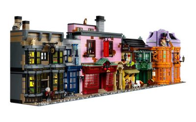LEGO releases Diagon Alley (75978) for 2020